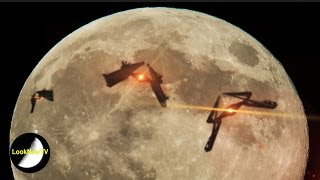 Download 5 Best UFO SUPERMOON Sightings Caught On Camera! Video