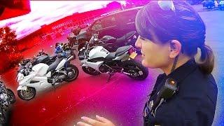 Download Cops VS Bikers [Ep.#20] - Meeting Some Cool Cops Video