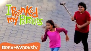 Download Crazy Kid on the Loose | I PRANKED MY PARENTS on Go90 Video