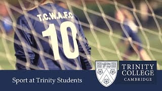 Download Sport at Trinity College Video