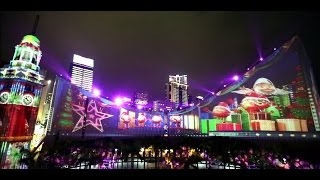 Download Hong Kong Pulse 3D Light Show – Hong Kong WinterFest Highlights Video
