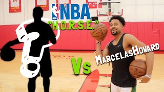Download Game Of ″H.O.R.S.E.″ Vs AN NBA PLAYER!! Video