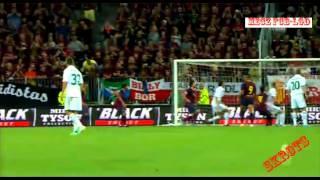 Download HD | Lechia Gdańsk - FC Barcelona 2-2 | 30.07.2013 | All Goals & Highlights Video