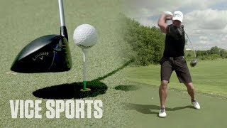 Download Training with the Strongest Man in Golf Video
