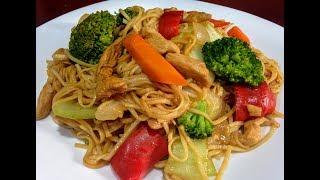 Download Tallarín saltado , fideos chinos con pollo (Amigos, por error borré la introducción, mil disculpas) Video