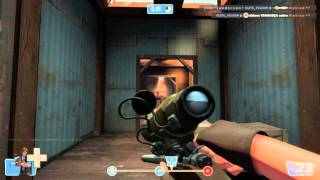 Download Sniper! - Team Fortress 2 Video