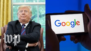 Download Trump slams Google for 'RIGGED' results Video
