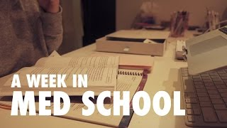 Download WHAT A WEEK IN MED SCHOOL LOOKS LIKE - Surgery Rotation (3rd Year of Med School) Video
