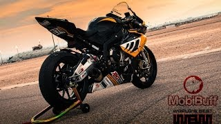 Download 4.2 S1000RR Supersport (M. Irnie) vs. GSXR 1000 Superbike (D. Anthony) Video