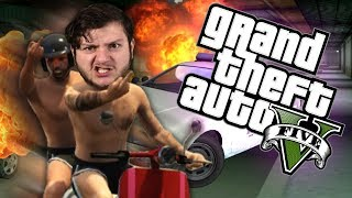Download GTA 5 - MOPED GANG!! (GTA 5 PC Online Funny Moments) Video