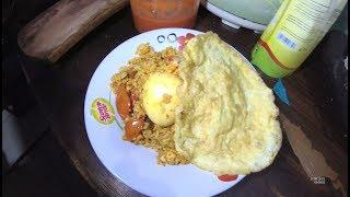 Download Jakarta Street Food 3904 Part.2 Bohay Nasi Goreng Veg Pasar Anyer Bahari YN010129 Video