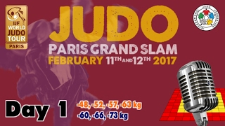 Download Judo Grand-Slam Paris 2017: Day 1 Video