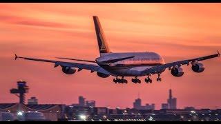 Download Planespotting Frankfurt Airport April 2017 Video