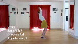 Download Learn The Jitterbug Stroll | Routine Breakdown | Level 4 Lesson 12 | Shauna Marble | Lindy Ladder Video