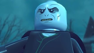 Download LEGO Harry Potter Remastered Walkthrough Part 8 - Voldemort Vs. Harry (Graveyard) Video