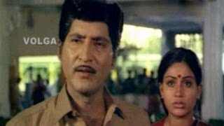 Download Abhimanyudu Sentiment Scenes - Shoban Babu Came To Stop Marriage - Sobhan Babu Video