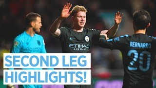 Download THE FINAL AWAITS! | Bristol v City I Extended Highlights I Carabao Cup I 2017 18 Video