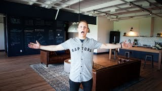 Download STARTUP OFFICE TOUR - PRO CHURCH TOOLS HQ Video