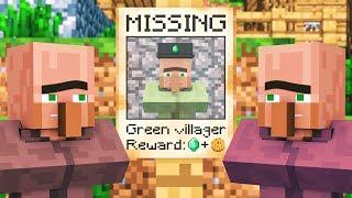 Download Villager & Witch Life 3 - Alien Being Minecraft Animation Video
