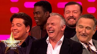 Download World's Funniest Comics on The Graham Norton Show | Volume 1 Video