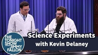 Download Science Experiments with Kevin Delaney Video