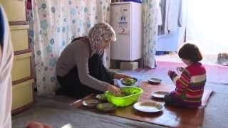 Download Life of a Syrian Family in Islahiye Camp, Turkey Video