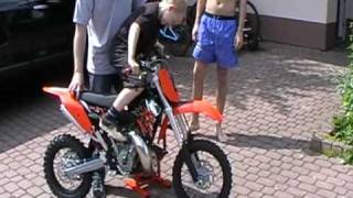Download Noahs2009 KTM 65 Video