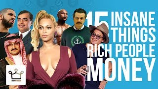 Download 15 Insane Things Rich People Did With Their Money Video