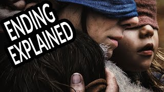 Download BIRD BOX Ending + Monsters Explained! Video