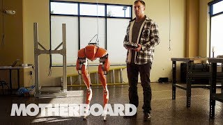 Download The Two-Legged Robots Walking Into the Future Video