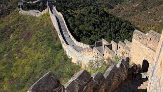 Download Great Wall of China: Jinshanling to Simatai in 4K (Ultra HD) Video