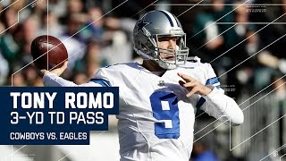 Download Tony Romo Leads TD Drive in His 1st Game of the Season! | NFL Week 17 Highlights Video