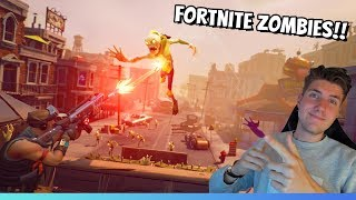 Download ZOMBIES I FORTNITE?? SPELAR SAVE THE WORLD! Video