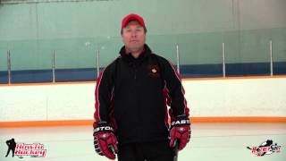 Download Tips for Stopping in Hockey: Skating Series Episode 6 Video