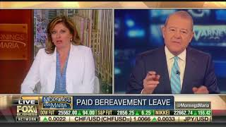 Download Fox Business mocks New York's paid bereavement leave bill Video