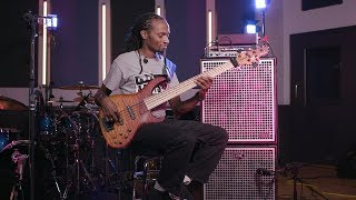 Download Advanced Gospel Bass Lesson with Justin Raines Video