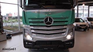 Download Mercedes Actros 2018 ''TR'de ilk kez'' Video