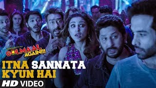 Download Itna Sannata Kyun Hai Video Song | Golmaal Again | Lijo-Dj Chetas | Amit Mishra, Aditi Singh Sharma Video