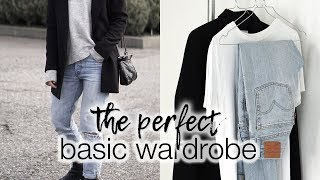Download The perfect basic wardrobe | The effortless style #1 Video