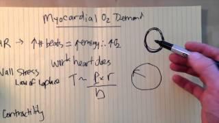 Download Myocardial Oxygen Demand Video