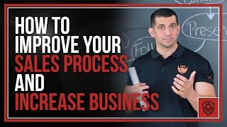 Download How to Improve Your Sales Process and Increase Business Video
