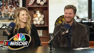 Download Dale Earnhardt Jr. and his wife Amy take Newlywed Quiz Video