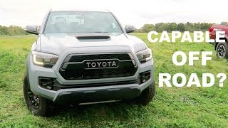 Download 2017 Toyota Tacoma TRD Pro Review! Video