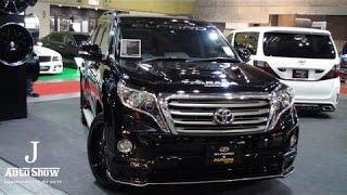 Download (HD)Osaka Auto Messe 2014-TOYOTA LANDCRUISER PRADO(大阪オートメッセ2014) Video