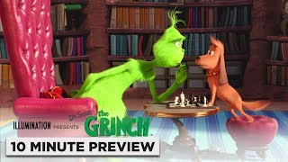 Download Illumination's The Grinch | 10 Minute Preview | Film Clip | Own it now on 4K, Blu-ray, DVD & Digital Video