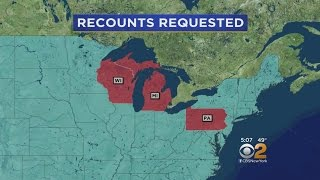 Download Trump Transitions With Recount Underway Video