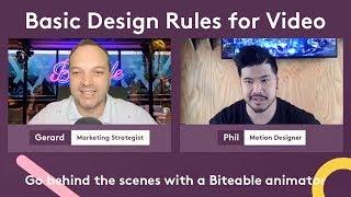 Download Design Rules for Video: Biteable on Facebook Live Video