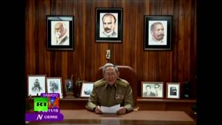 Download Fidel Castro dies at age 90, his brother announces on TV (ENG SUBTITLES) Video