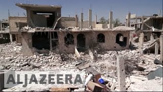 Download Fighting escalates in Syria's Deraa Video