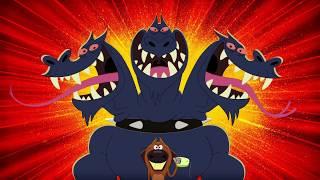 Download Oggy & Zig & Sharko 🏆Season 2🏆 NEW BEST COMPILATION: Cartoons for Children - 2018 💙 Video